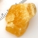 natural Calcite orange