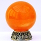 Calcite_orange_ball