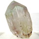 Hiddenite green kunzite crystal