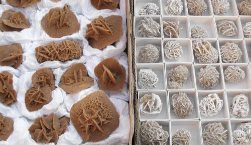 Desert Roses Healing Crystals Tumble Stones Tarot