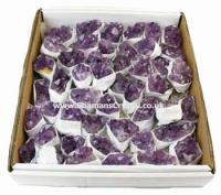 Amethyst Clusters - General 1-2 inches