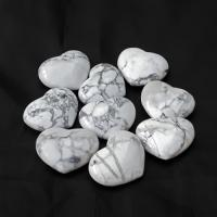 Mini Howlite Quartz Hearts