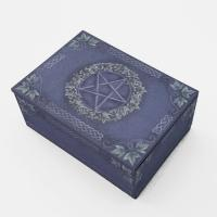 Tarot Box Ivy Pentagram 14cm
