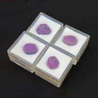 Natural Ruby in Specimen Box