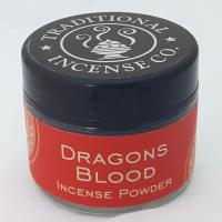 Dragons Blood Powder Incense
