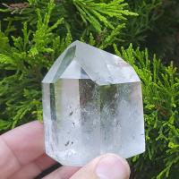 Polished Lemurian Seed Quartz Crystal No.21