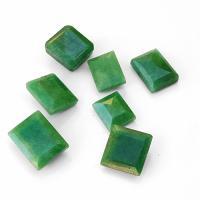 Emerald Gemtstone Polished Rectangular