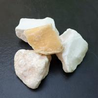 Natural Mangano Calcite Rock