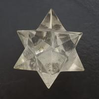 Quartz Merkaba Star 12 Point , No4