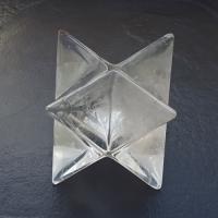 Quartz Merkaba Star 8 Point , No1
