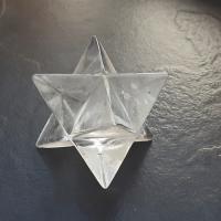 Quartz Merkaba Star 8 Point , No5