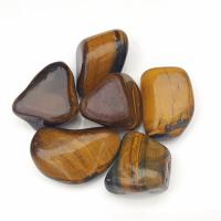 Jumbo Gold Tiger Eye Tumble 4-5cm