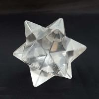 Quartz Merkaba Star 12 Point , No5