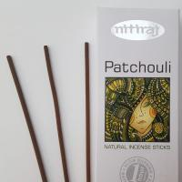 Patchouli Nitiraj Platinum Incense Sticks