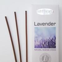 Lavender Nitiraj Platinum Incense Sticks
