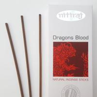 Dragons Blood Nitiraj Platinum Incense Sticks