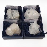Apophyllite Cluster Specimen in Gift Box