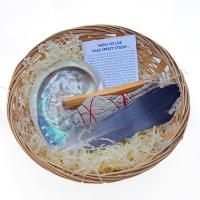 Smudge Set Gift Basket