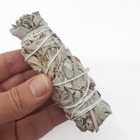 White Sage Smudge Stick 4 inch