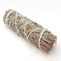 4 inch Brush Sage Smudge Stick