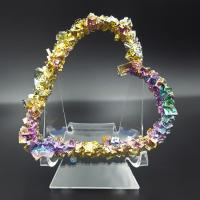 Bismuth Crystalized Heart No2