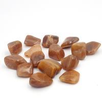 Small Dark Sunstone Tumblestones 1-1.5cm