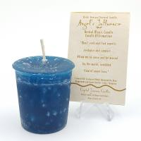 Angels Influence - Reiki Charged Votive Candle