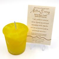 Positive Energy - Reiki Charged Votive Candle