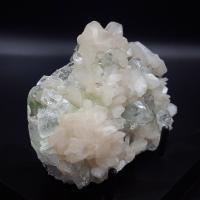 Green Apophyllite In matrix Specimen No5
