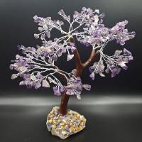 Amethyst Bonsai Gem Tree 200 Stone
