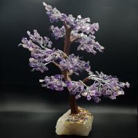 Amethyst Bonsai Gem Tree 500 Stone