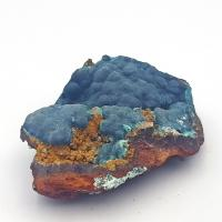 Blue Hemimorphite Specimen #5