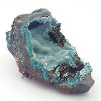 Blue Hemimorphite Specimen #14