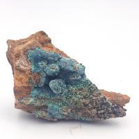 Blue Hemimorphite Specimen #28