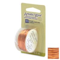 Natural Copper Wire 0.8mm