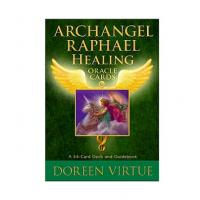 Archangel Raphael's Healing Oracle Cards by Doreen Virtue