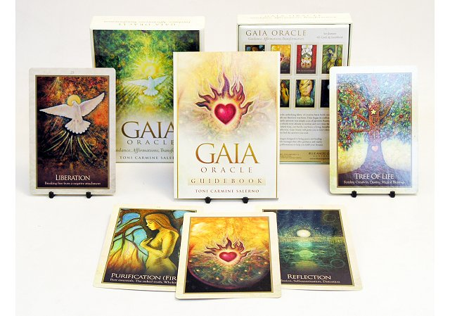 Oracle Cards  gt  Angelic Oracle Cards  amp  Oracle Cards Sets  gt  Gaia Oracle    Gaia Oracle Cards
