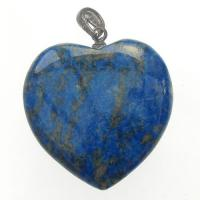 Lapis Lazuli Heart Pendant