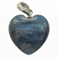 Kyanite Heart Pendant