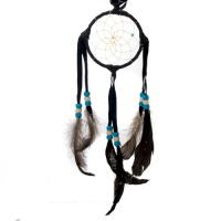 "3"" Dream Catcher - Black"