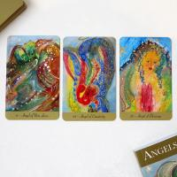 Angels of Light Oracle Cards by by Ambika Wauters