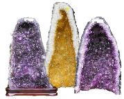 Geodes Agate & Amethyst Cathedrals