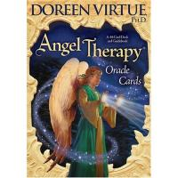 Angel Therapy Oracle Cards by Doreen Vitrue