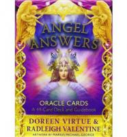 Angel Answers Oracle Cards by Doreen Virtue, Radleigh Valentine