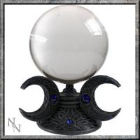 Triple Moon Crystal Ball Holder