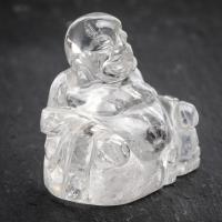 Clear Quartz Buddha No3