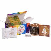 Chakra Incense Bricks with OHM Diffuser