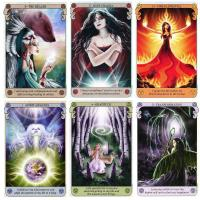 Conscious Spirit Oracle Deck by Kim Dreyer