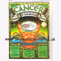Cancer Star Sign Greetings Card