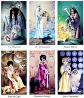 Tarot of the Cat People Deck of Tarot cards